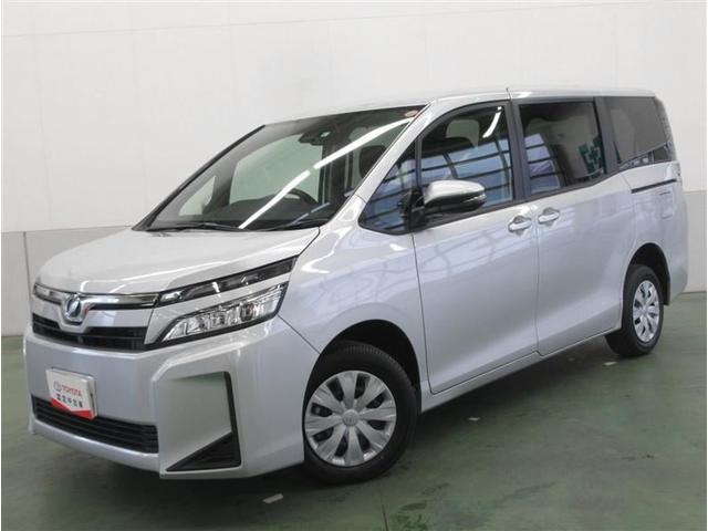 トヨタ X 4WD 当社社用車使用 セーフティセンス付 片側電動