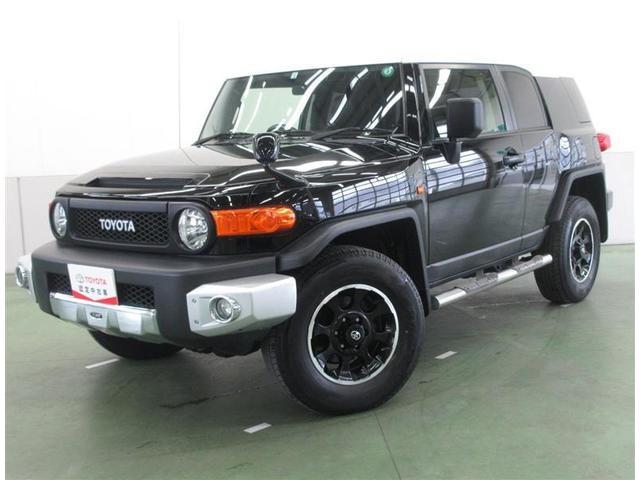 トヨタ ブラックカラーパッケージ 4WD 1年間走行無制限保証