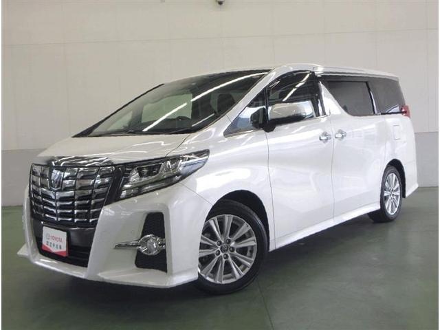 トヨタ アルファード S 1年間走行無制限保証