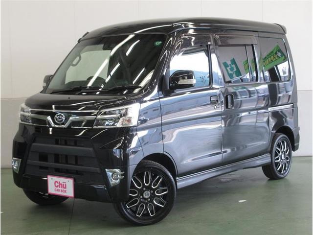 ダイハツ カスタムターボRS SAIII 4WD 1年間走行無制限保証