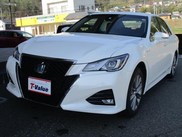 トヨタ アスリートS Four 4WD 1年間走行無制限保証