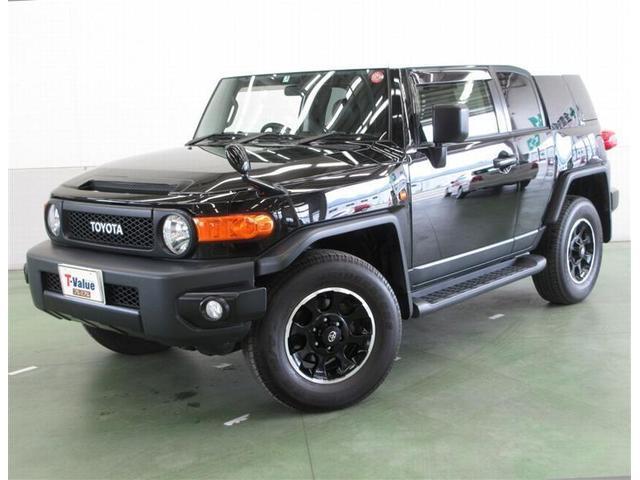 トヨタ ブラックカラーパッケージ 4WD 2年間走行無制限保証