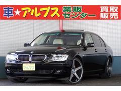 BMW760Li 白革 22AW サンルーフ HDD PDC