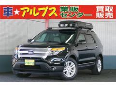フォード エクスプローラーXLT 4WD Bカメラ クルコン 社外ナビ リアセンサー