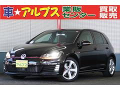 VW ゴルフGTI純正ナビ Bカメラ レーダークルーズ コーナーセンサー
