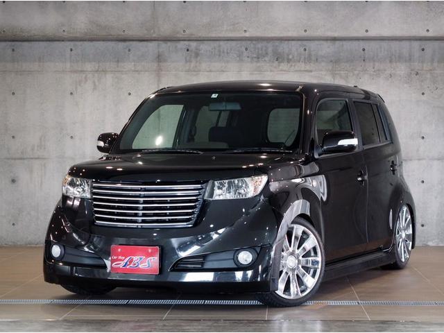 沖縄の中古車 トヨタ bB 車両価格 72万円 リ済別 平成19年 3.4万km ブラックマイカ