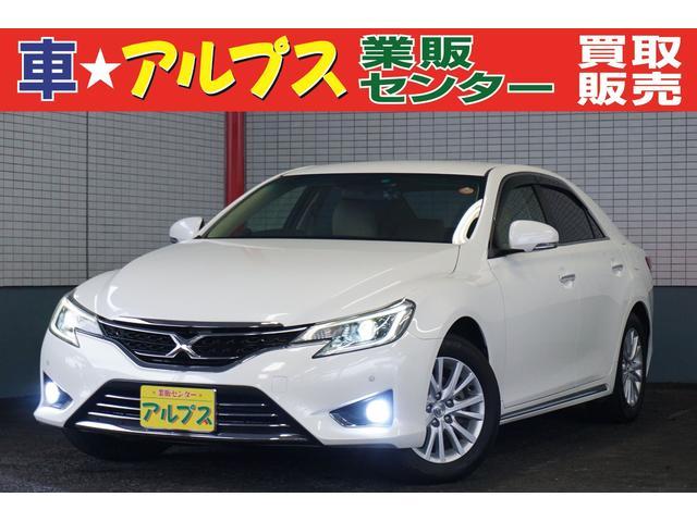トヨタ プレミアムFour LEDライト Cセンサー シートヒーター