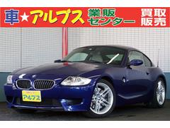 BMW Z4 Mクーペ 6速MT 左H 純正18AW 純正ナビ PDC