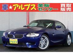 BMW Z4Mクーペ 6速MT 左H 純正18AW 純正ナビ PDC