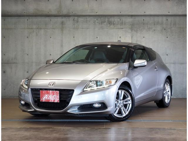 沖縄の中古車 ホンダ CR-Z 車両価格 98万円 リ済別 2010(平成22)年 4.9万km ガンM
