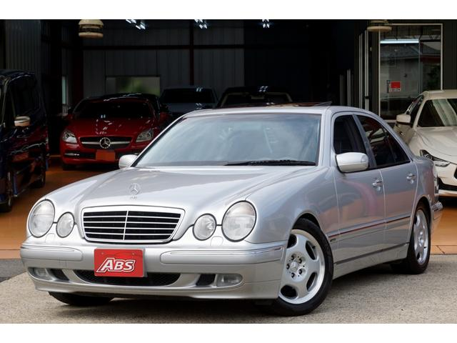 メルセデス・ベンツ E430 アバンギャルド ユーザー買取 左H D車 SR
