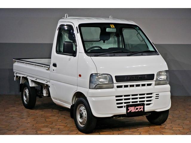 スズキ KU 4WD 5速MT 三方開