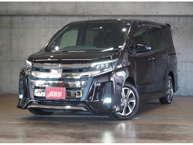 沖縄県の中古車ならノア Si ユーザー買取 純正SDナビ Bカメラ セーフティセンス 左Pスライド LEDライト 純正エンスタ 純正16インチAW