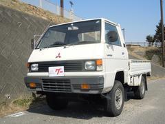 デリカトラックL300 4WD パワステ 5速マニュアル