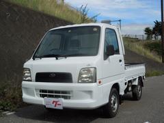 サンバートラックエアコン 4WD 5速マニュアル