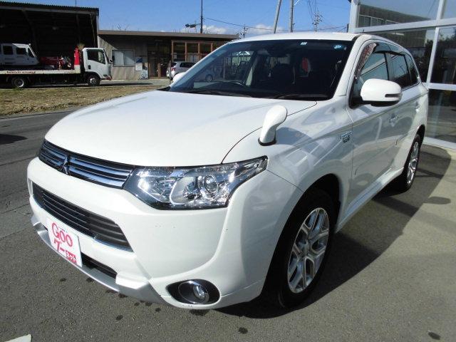 三菱 Gセーフティパッケージ  4WD