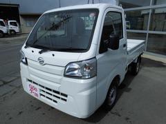 ハイゼットトラックスタンダードSAIIIt 4WD 5速マニュアル