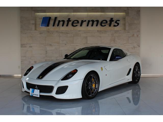 フェラーリ GTO ディーラー車