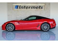 フェラーリ 599GTO ディーラー車 走行距離134km