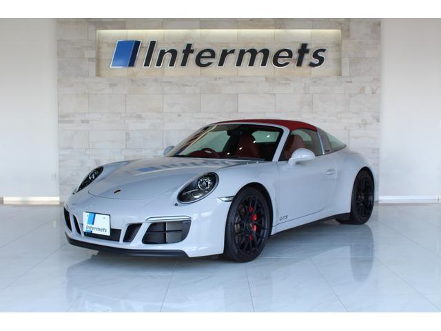 ポルシェ 911タルガ4GTS クレヨン フロントリフトS