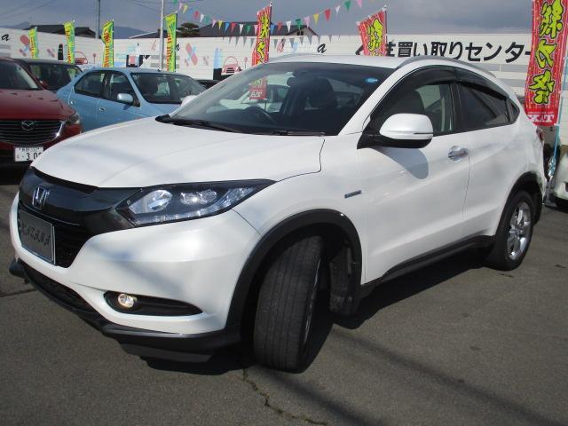 ホンダ ハイブリッドX・Lパッケージ 4WD純正ナビ シートヒーター