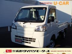ハイゼットトラックスタンダード 4WD エアコン パワステ 5MT
