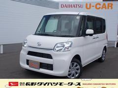 タントL SAIII 4WD CVT キーレス スマアシ CD