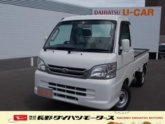 ハイゼットトラックEXT 4WD エアコン パワステ キーレス CD 5MT