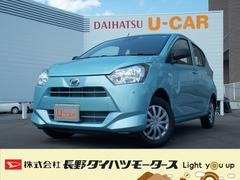 ミライースL SAIII ☆社用車☆ 4WD スマアシ キーレス