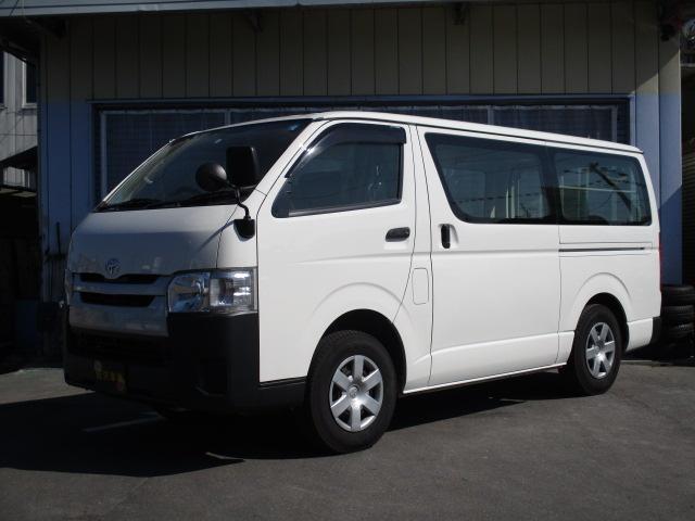 トヨタ ロングDX 4WDH29年12万キロタイミングベルト交換済み