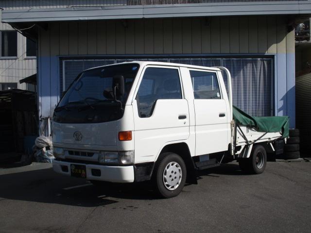 トヨタ WキャブロングジャストローDX タイミングベルト交換済み