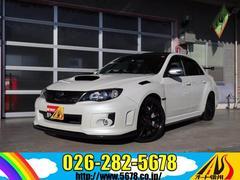 インプレッサWRX STi S206NBRチャレンジPKG 4WD MT