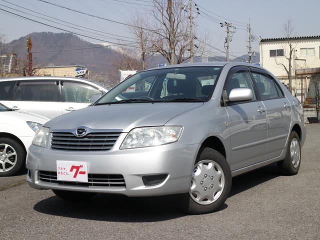 トヨタ X 4WD DVDナビ キーレス CD