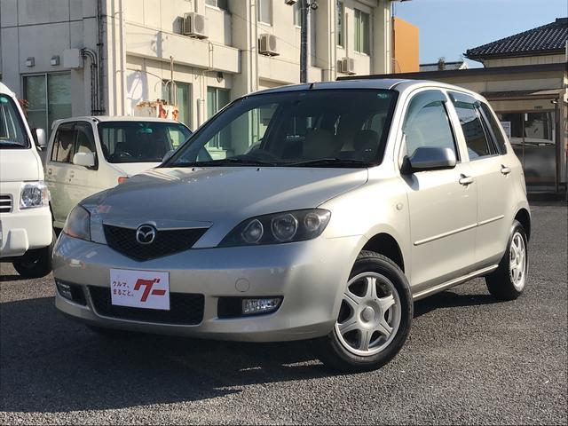 マツダ カジュアル 4WD キーレス 14インチアルミ CD
