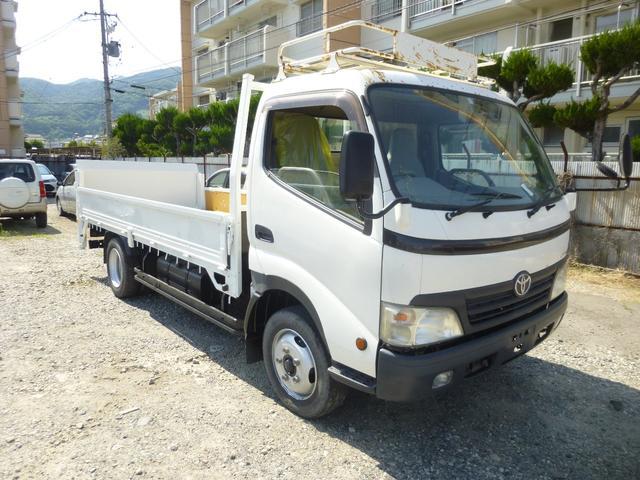 トヨタ ダイナトラック 2トンワイドロング垂直ゲートD-T