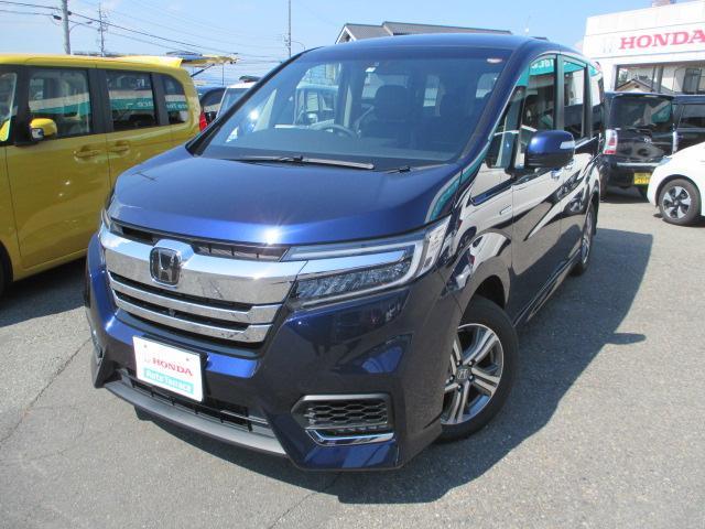 ホンダ スパーダハイブリッド G・EX ホンダセンシング2WD