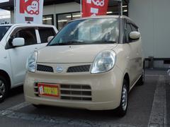 モコE 2WD インパネAT CD スマートキー オートエアコン