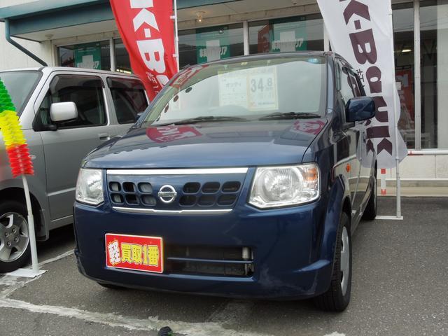 日産 E 2WD インパネAT CD キーレス 電動格納ドアミラー