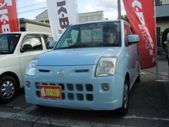 ピノS 2WD フロアAT ナビ ETC車載器 電動格納ミラー