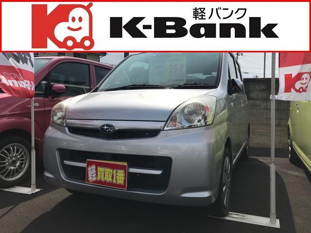 スバル L TV ナビ 軽自動車 ETC キーレス ベンチシート
