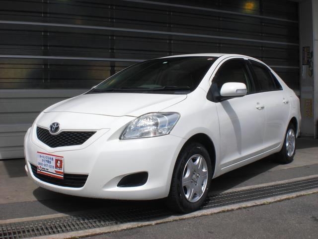 トヨタ 1.3 X Lパッケージ 2WD セダン オートエアコン