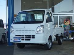 キャリイトラックKCパワステ 4WD 5MT ABS