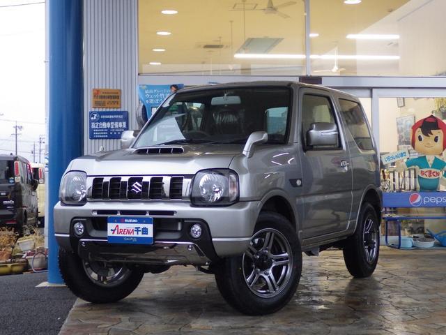 スズキ ランドベンチャー 4WD AT 16インチアルミ