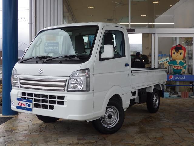 スズキ 農繁スペシャル エアコン 4WD 5MT