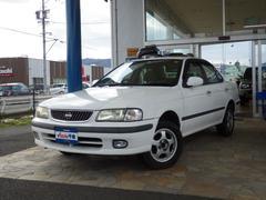 サニーサルーン 4WD 5MT 希少車