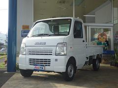 キャリイトラックKCエアコン・パワステ  4WD 5MT ワンオーナー