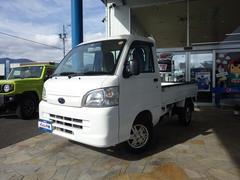 サンバートラック4WD・5MT エアコン付