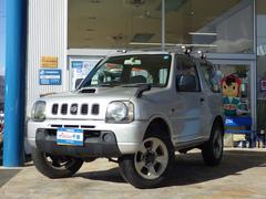 ジムニーXL 4WD 5MT 16インチアルミ