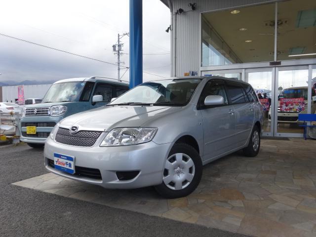 トヨタ X HID 40thアニバーサリーリミテッド 2WD AT車