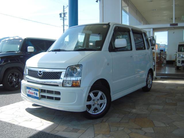 マツダ FT-Sスペシャル 4WD AT ディスチャージライト